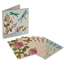 Buy Museums & Galleries Vintage Wedgwood Notecards, Pack of 8 Online at johnlewis.com
