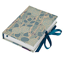 Buy Liberty Floral A6 Notebook, Blue Online at johnlewis.com