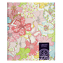 Buy Liberty Floral Notecards, Set Of 16 Online at johnlewis.com