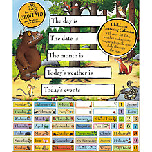Buy Te Neues Gruffalo Learning Calendar Online at johnlewis.com