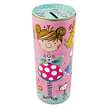 Buy Rachel Ellen Fairy Swivel Tin Online at johnlewis.com