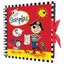Buy Rachel Ellen Pirate Scrapbook Online at johnlewis.com