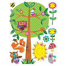Buy Rachel Ellen Animal Wall Stickers Online at johnlewis.com