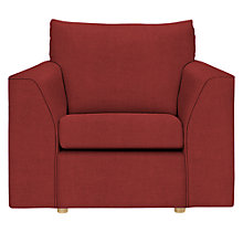 Buy John Lewis Jacob Armchair, Bowden Cranbery Online at johnlewis.com