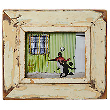 "Buy Dassie Cream Rustic Frame, 6 x 8"" (15 x 20cm) Online at johnlewis.com"