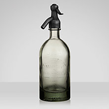 Buy John Lewis Croft Collection Soda Bottle Online at johnlewis.com