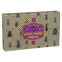 Buy Ted Baker Bug Domino Set Online at johnlewis.com