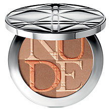Buy Dior Diorskin Nude Shimmer Blusher Online at johnlewis.com