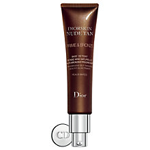 Buy Dior Diorskin Nude Tan Prime & Bronze Matt Skin Online at johnlewis.com