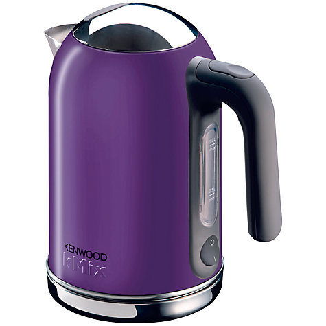 Buy Kenwood kMix SJM040P Kettle, Purple Online at johnlewis.com