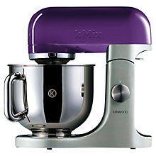 Buy Kenwood kMix Stand Mixer, Purple Online at johnlewis.com