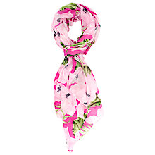 Buy French Connection Hope Scarf, Spring Break Multi Online at johnlewis.com