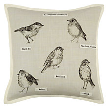 Buy John Lewis Country Bird Collection Cushion Online at johnlewis.com