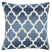 Buy John Lewis Ikat Cushion Online at johnlewis.com