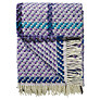 Buy Designers Guild Kyaari Throw, Amethyst Online at johnlewis.com