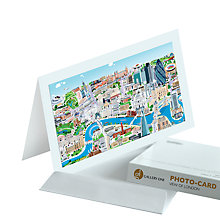 Buy Gallery One View Of London Photo Card Online at johnlewis.com