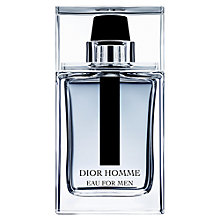 Buy Dior Homme Eau For Men Online at johnlewis.com