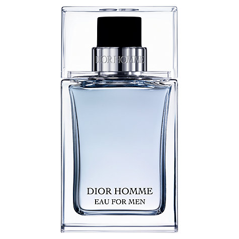 Buy Dior Homme Eau For Men Aftershave Lotion, 100ml Online at johnlewis.com