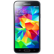 "Buy Samsung Galaxy S5 Smartphone, Android, 5.1"", 4G LTE, SIM Free, 16GB Online at johnlewis.com"
