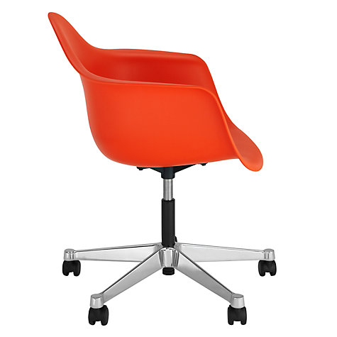 Buy Vitra Eames PACC Plastic Armchair Online at johnlewis.com