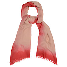 Buy Phase Eight Dawn Scarf, Red Online at johnlewis.com