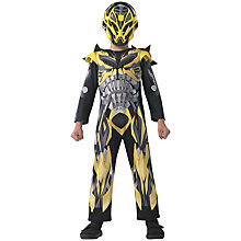 Buy Transformers Bumble Bee Deluxe Dressing-Up Costume Online at johnlewis.com