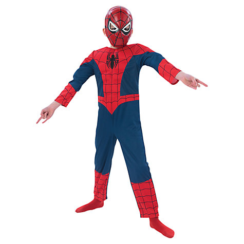 Buy Spider-Man Deluxe Dressing-Up Costume Online at johnlewis.com