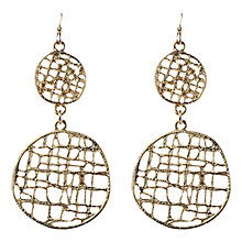 Buy Adele Marie Pendant Drop Earrings Online at johnlewis.com
