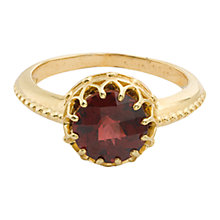 Buy London Road 9ct Gold Coronet Ring Online at johnlewis.com