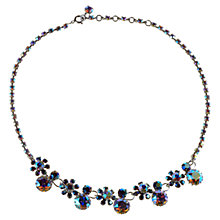 Buy Alice Joseph Vintage 1950s Aurora Borealis Necklace, Blue Online at johnlewis.com