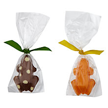 Buy Cocoabean Company Popping Candy Chocolate Frogs, 10g Online at johnlewis.com