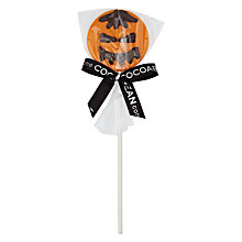 Buy Cocoabean Company Pumpkin Lolly, 30g Online at johnlewis.com