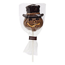 Buy Natalie Pumpkin Milk Chocolate Lollies, 20g Online at johnlewis.com