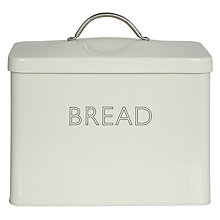Buy John Lewis Croft Collection Bread Bin Online at johnlewis.com