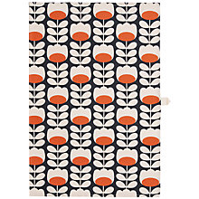 Buy Orla Kiely Tulip Tea Towel Online at johnlewis.com