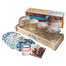 Buy Kilner Clip Top Jar Set, 31 Pieces Online at johnlewis.com