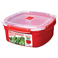 Buy Sistema Microwave Steamer Online at johnlewis.com