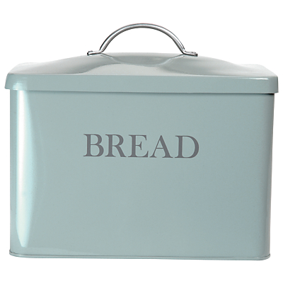 Garden Trading Bread Bin, Shutter Blue