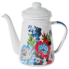 Buy Joules Enamel Coffee Pot Online at johnlewis.com