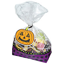 Buy Kitchen Craft 'Spookily Does It' Treat Bags, Pack of 30 Online at johnlewis.com