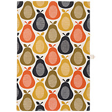 Buy Orla Kiely Pear Tea Towel Online at johnlewis.com