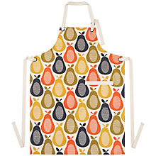Buy Orla Kiely Pear Apron Online at johnlewis.com