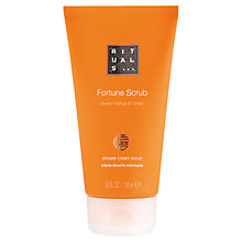 Buy Rituals Laughing Buddha Fortune Scrub, 150ml Online at johnlewis.com