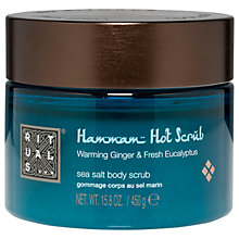 Buy Rituals Hammam Hot Scrub, 450g Online at johnlewis.com