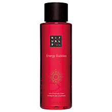 Buy Rituals Energy Bubbles Bath Foam, 500ml Online at johnlewis.com