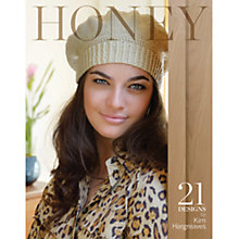 Buy Rowan Honey Kim Hargreaves Knitting Booklet Online at johnlewis.com
