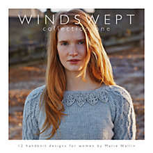Buy Rowan Windswept - Collection One Knitting Patterns Booklet Online at johnlewis.com