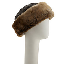 Buy Kamy Quilted Cossack Hat Online at johnlewis.com