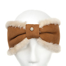 Buy UGG Carter Headband Online at johnlewis.com