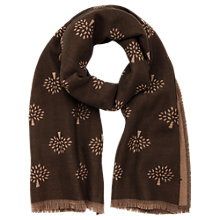 Buy Mulberry Merino Wool Tree Wrap Online at johnlewis.com